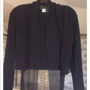 PHILOSOPHY DI ALBERTA FERRETTI  BLACK SWEATER 38